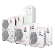 Mitsubishi Ecodan Air Source Heat Pump